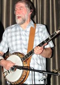 ChrisEtherington banjo MilleniumEagle