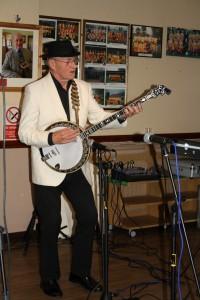 Tony Pitt (banjo) presents his All Stars at Farnborough Jazz Club 29may2015